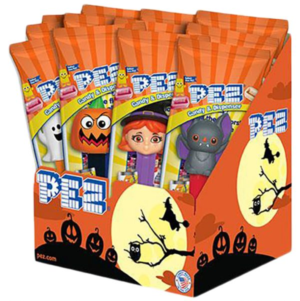 Pez - Halloween - 12 Count Pack_2020