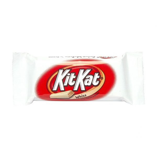 Kit Kat - White - Fun Size
