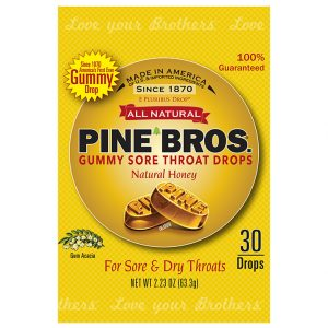 Pine Bros. Natural Honey
