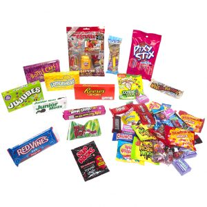 Movie Night CandyCare Pack - Kids Size