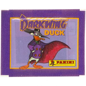 1991 Panini Darkwing Duck Album Stickers