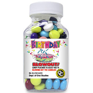 Crazy Cures - Birthday Blowout!