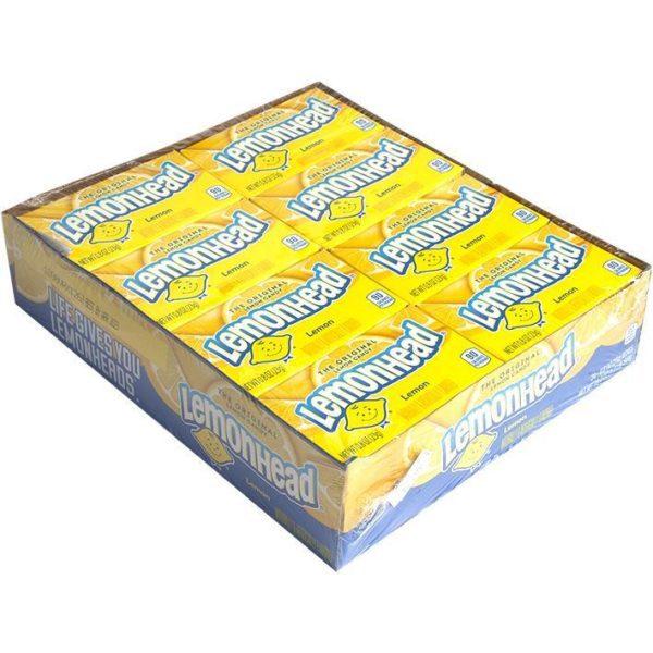 The Original Lemonhead – 24 Count Box